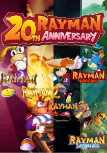 20 ans de Rayman en chiffres par Ubisoft - etude