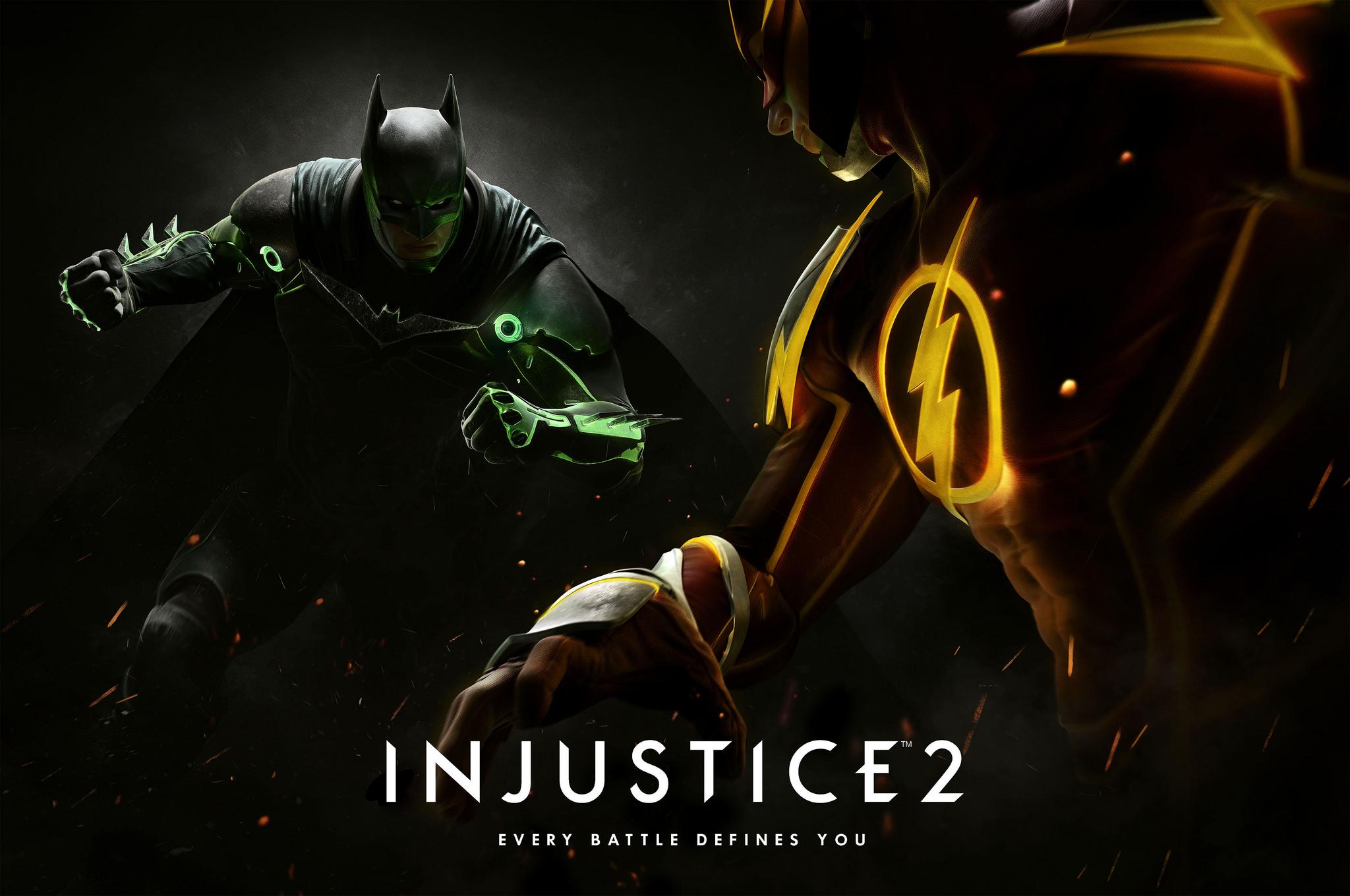 Injustice 2 - Teaser
