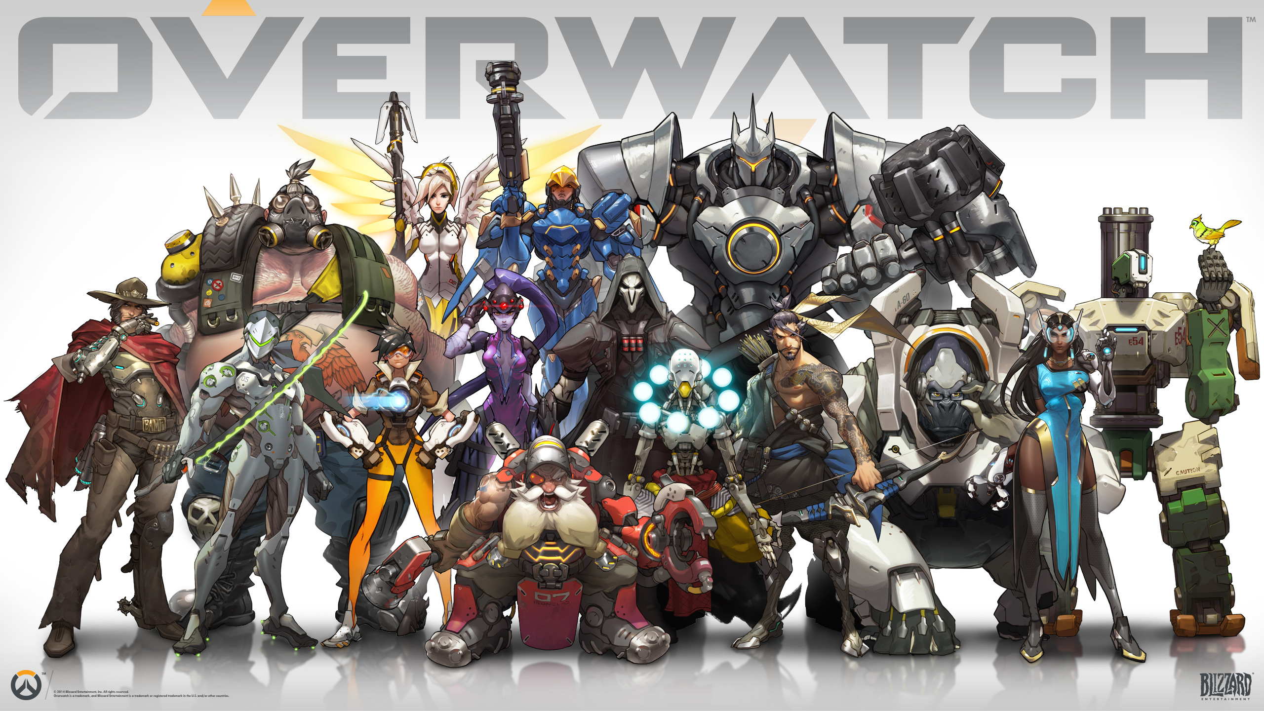 Wallpaper Overwatch