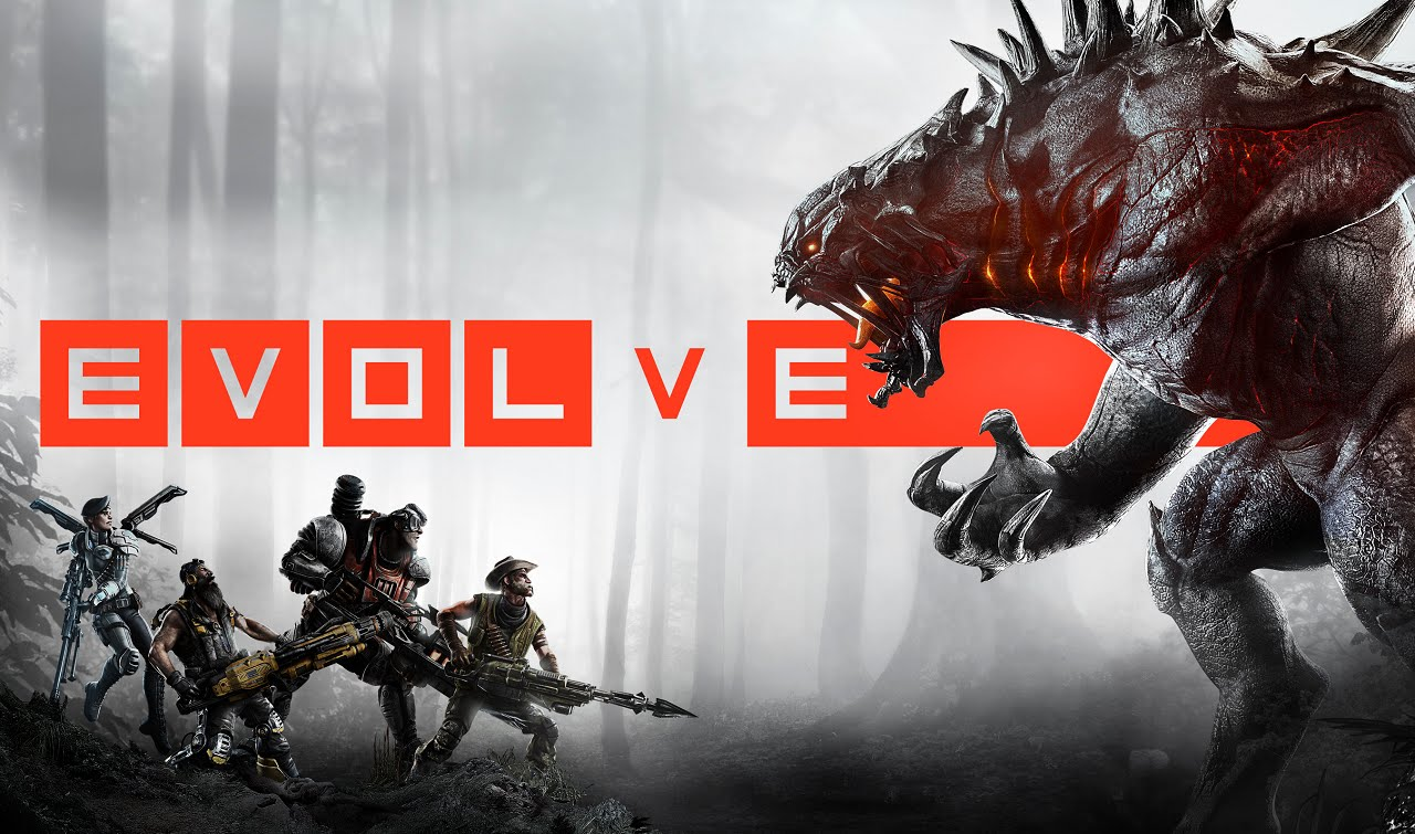 Evolve - Turtle Rock Channel & 2K