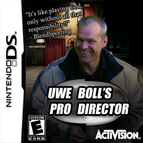 Uwe Boll en jeu video