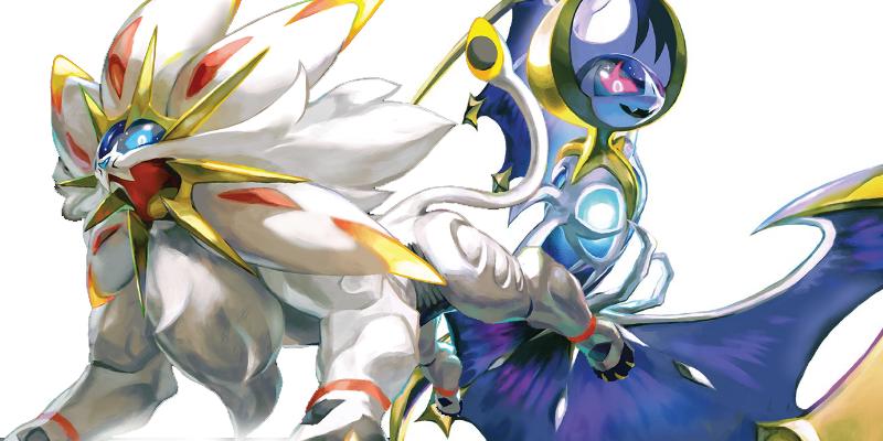 Pokémon Soleil - Lune