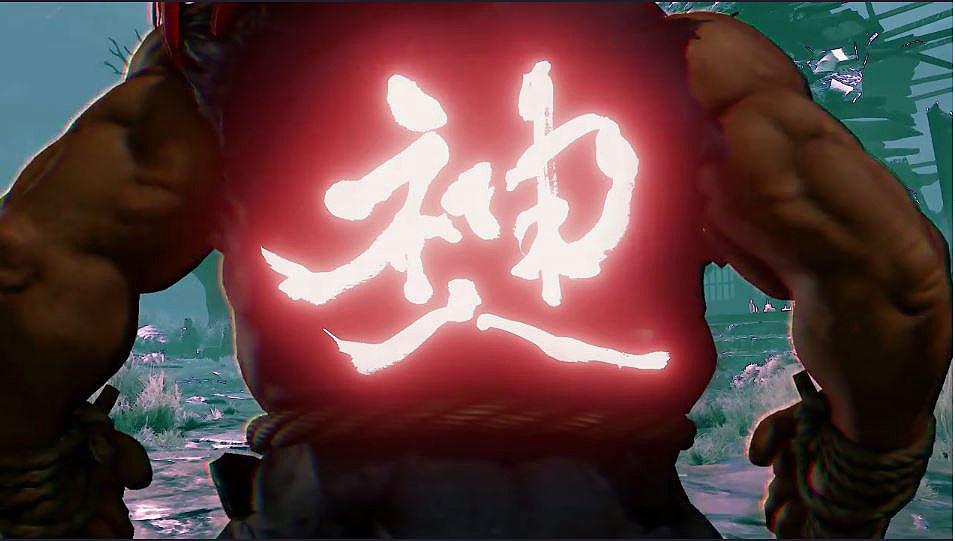 Street Fighter V - Akuma Teaser