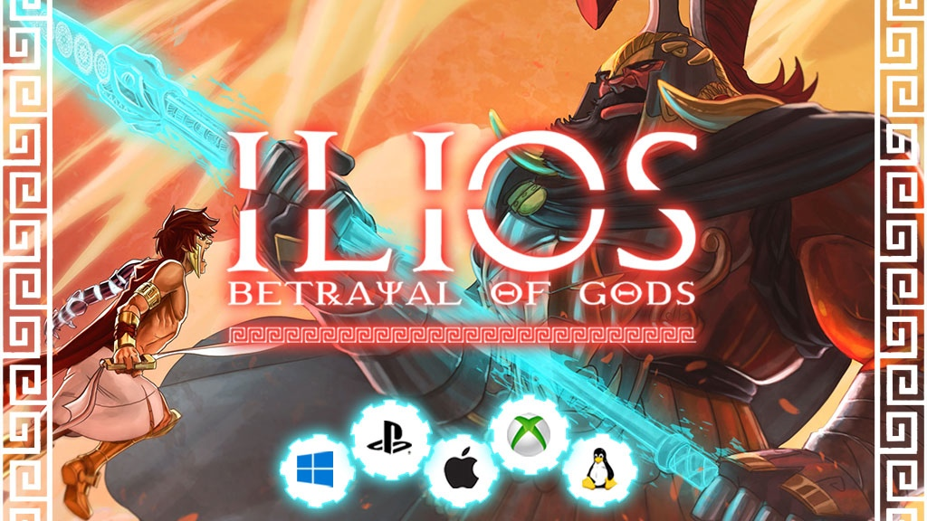 Ilios: Betrayal of Gods