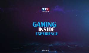Gaming Inside Experience sur TF1