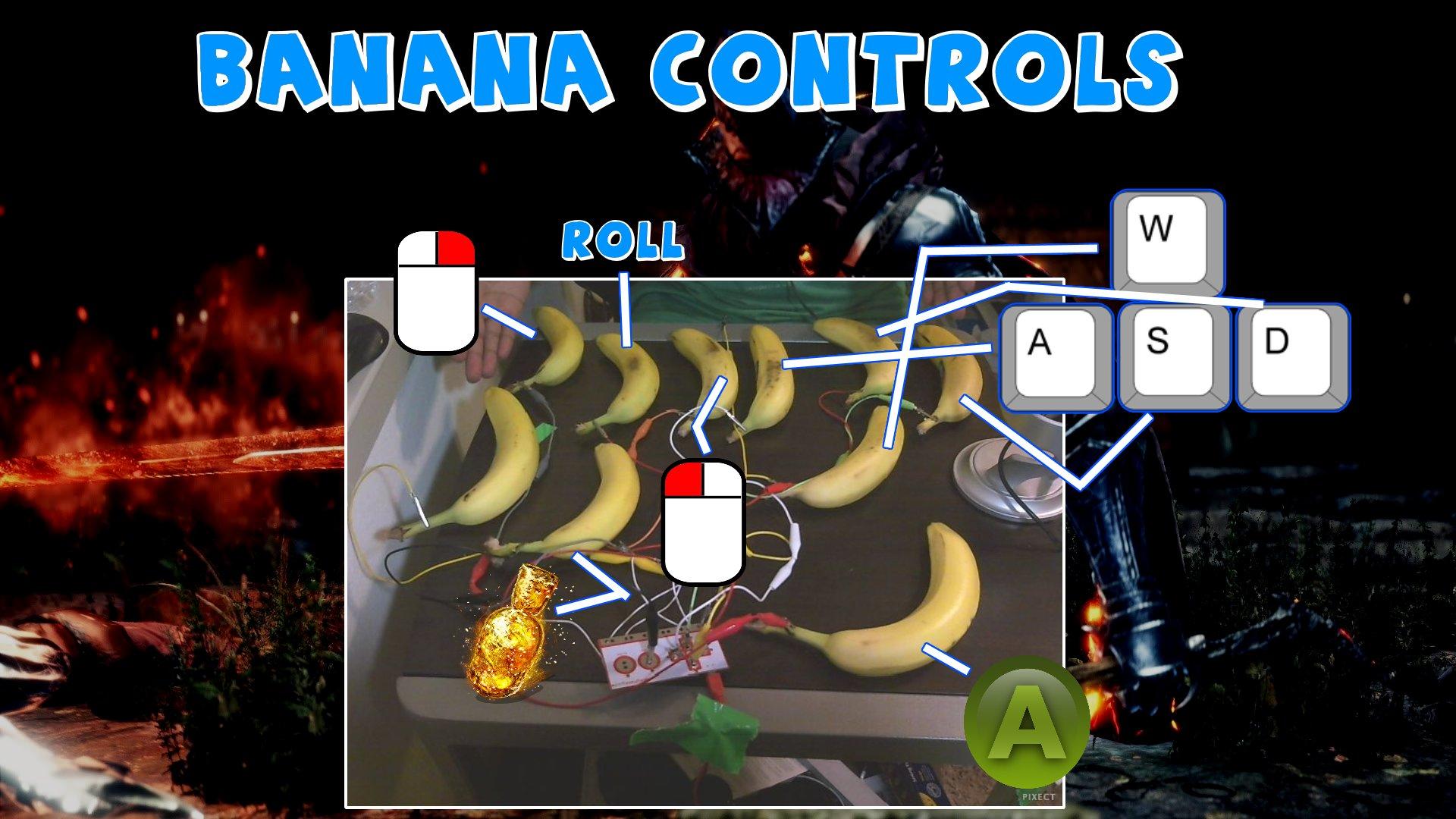 Dark Souls 3 avec Bananes