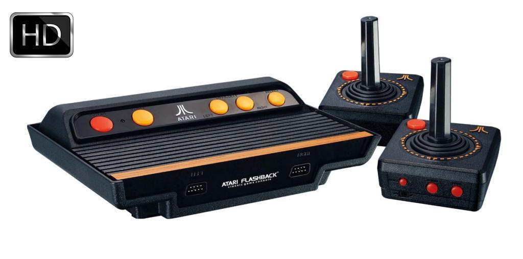 Mini Atari 2600 HD, prévue pour septembre 2017