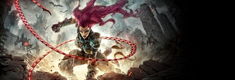 Darksiders 3 - Fury