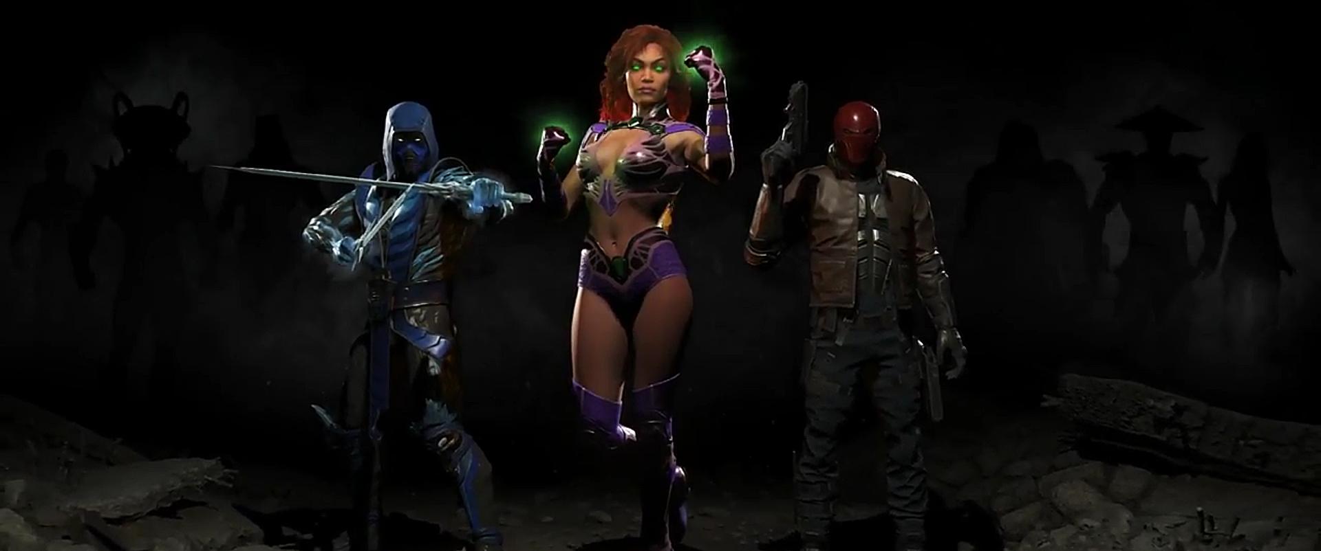 Injustice 2 - Premier Fighter's Pack