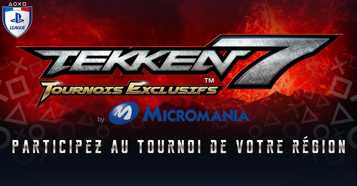 Tekken 7 Micromania