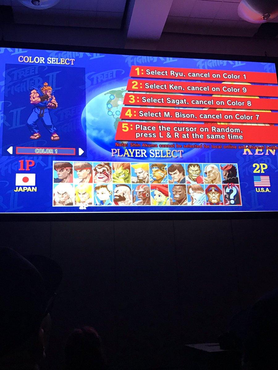 Ultra Street Fighter 2 : Shin Akuma