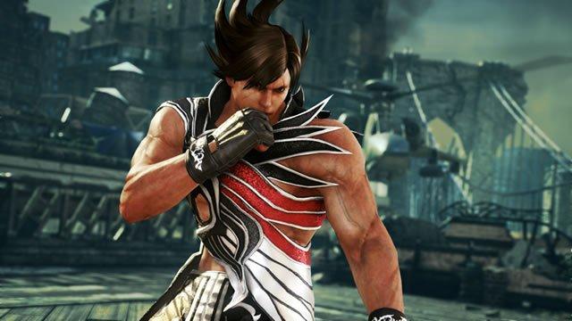 Tekken 7 - Lars X Tanahashi