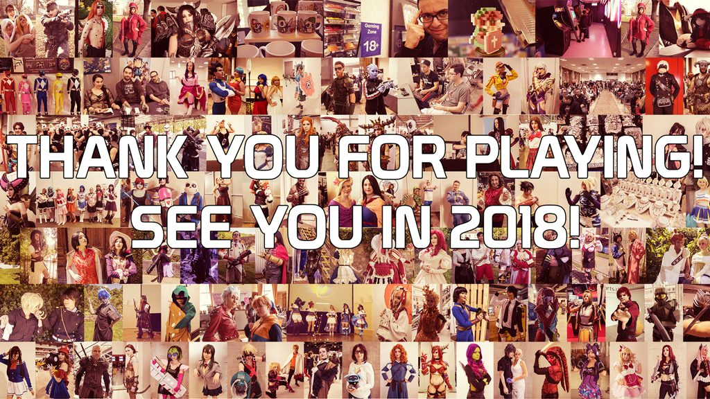 Commenjouer - Merci pour l'année 2017