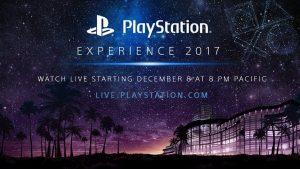 Playstation Experience 2017 – Choix des jeux attendus pour 2018 - post