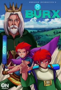Burx – Action RPG à l'ancienne par Dungeon's Interactive -News jeux dossiers