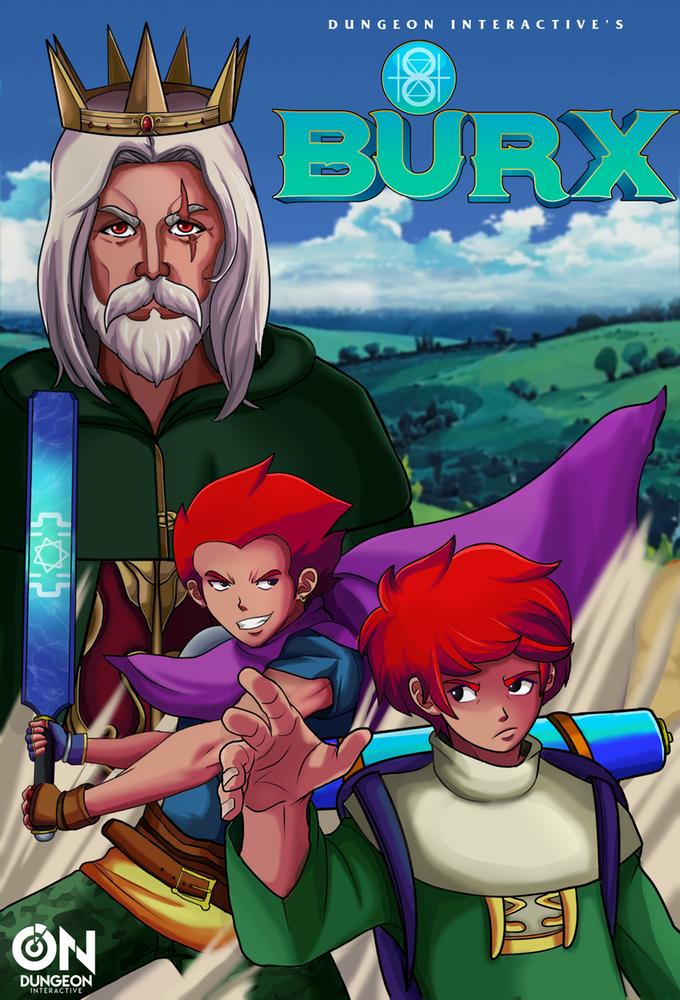 Burx – Action RPG à l'ancienne par Dungeon's Interactive - dossiers