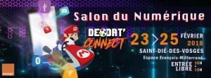 Deodat'Connect – St-Dié des Vosges -News jeux evenement