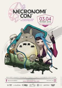 Journal de bord – Necronomi'Con 2018 à Belfort -News jeux dossiers