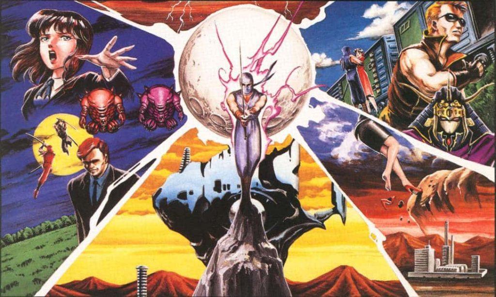 Ryu Hayabusa - Ninja Gaiden - Super Smash Bros