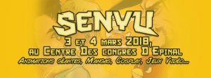 Senyu 6e édition à Epinal – Journal de Bord -News jeux dossiers
