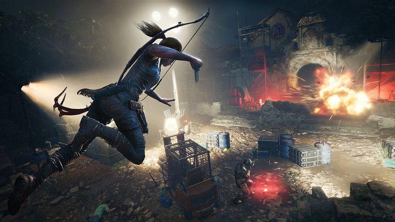 Shadow of the Tomb Raider - Extrait du jeu