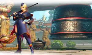 Falke fait son arrivée dans Street Fighter V - post