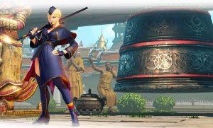 Falke fait son arrivée dans Street Fighter V -News jeux post