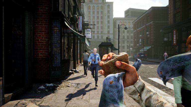 Bum Simulator : Simulateur de clodo sur PC -News jeux post