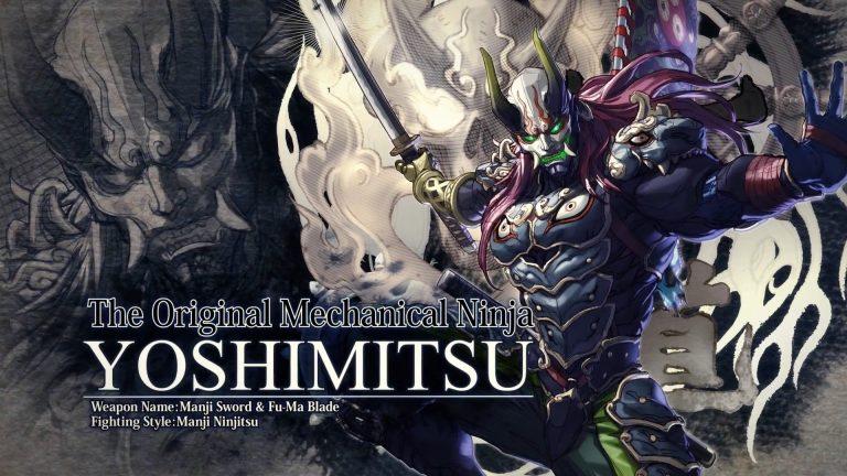 Soul Calibur 6 – Yoshimitsu rejoint le roster -News jeux post