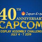 Japan Expo 2019 – Rassemblement Cosplay pour les 40 ans de Capcom -News jeux evenement