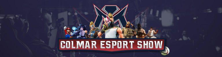 Colmar E-Sport Show : Le plus grand show E-sport d'Alsace - evenement
