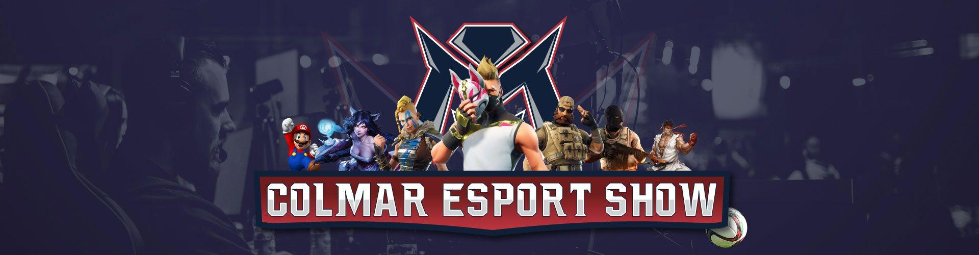 Colmar E-Sport Show