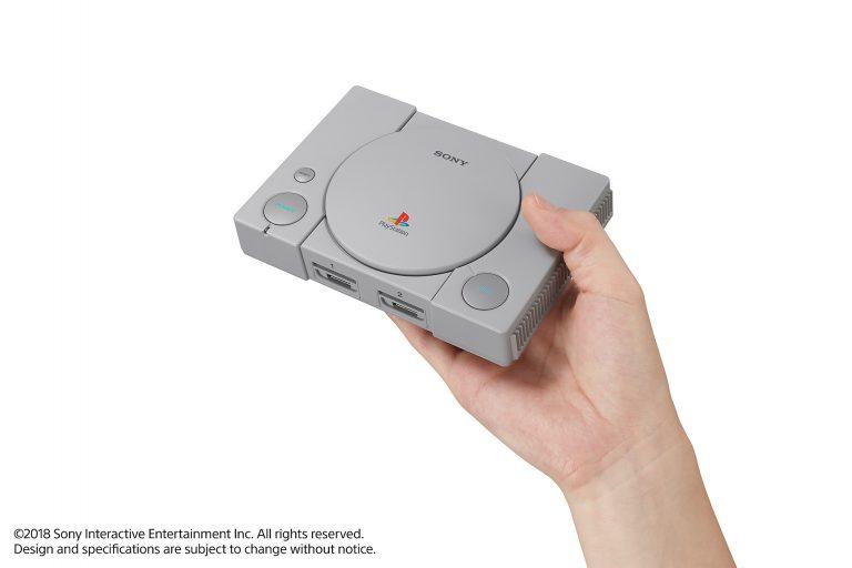 Playstation Classic – la PS1 arrive chez les minis -News jeux post