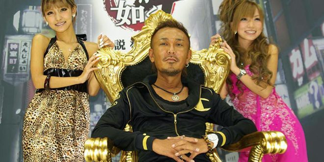 Toshihiro Nogoshi, l'homme derrière la série Yakuza