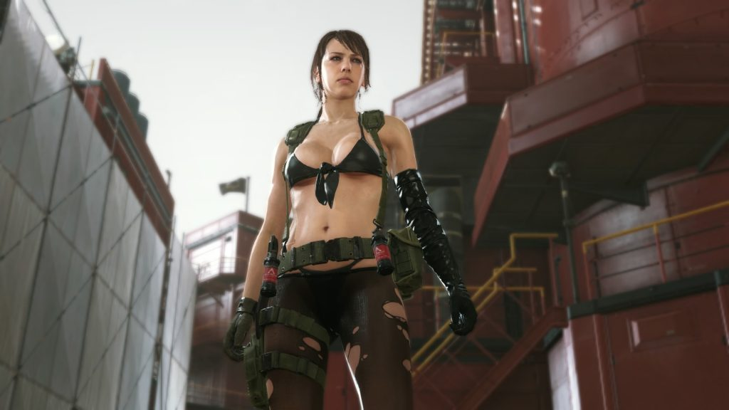 Quiet (Metal Gear Solid V)