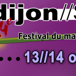 Dijon Saiten 2018 – Journal de Bord -Evenements evenement