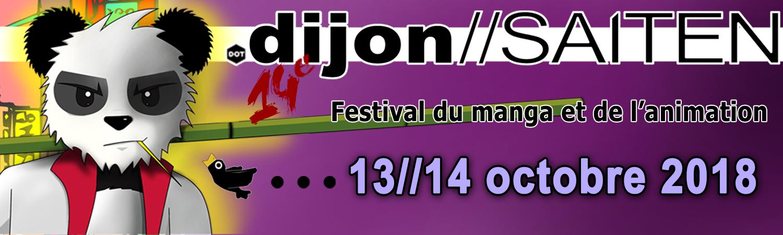Dijon Saiten 2018 - Journal de Bord