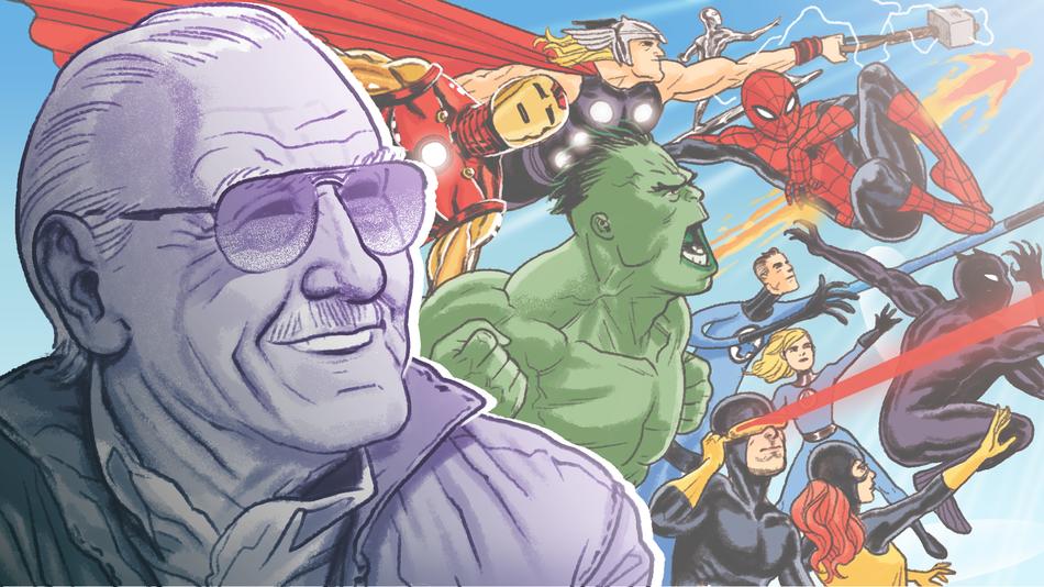 Stan Lee : ses apparitions dans les jeux vidéo tirés de Marvel