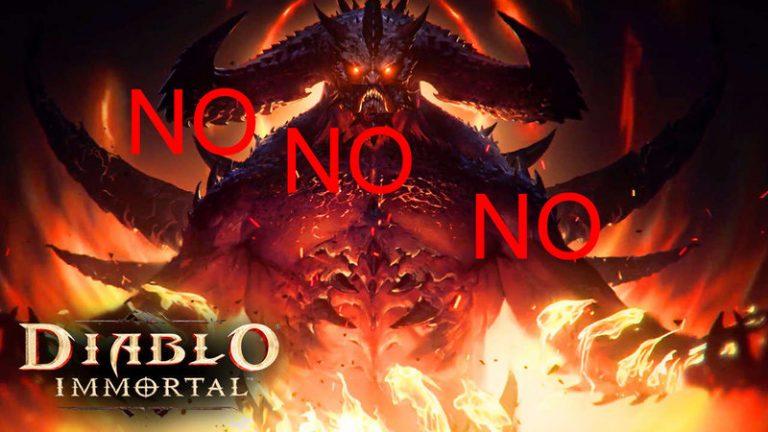 Diablo: Immortal – une réception négative des fans, après son annonce -News jeux post
