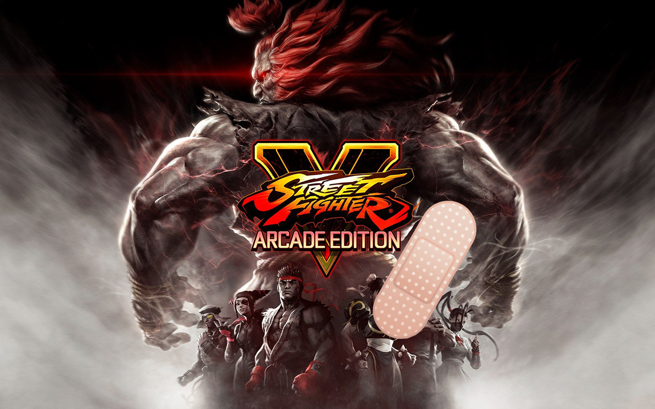 Street Fighter V: Arcade Edition - traduction de la MAJ Saison 4