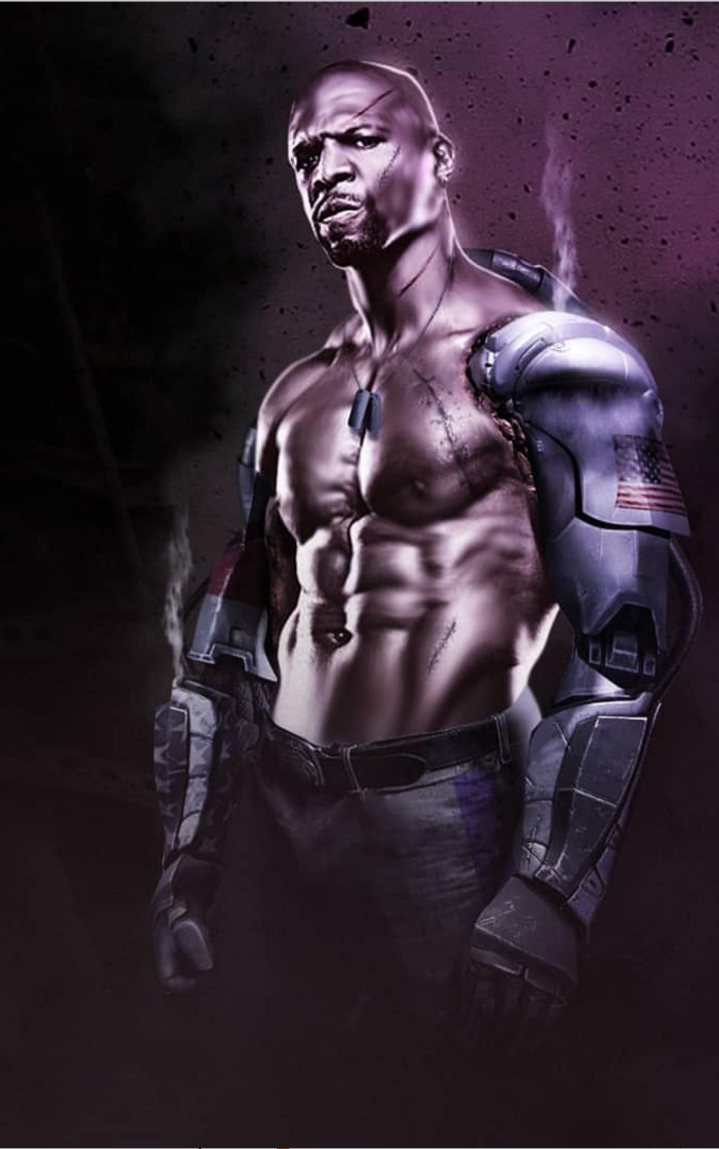 Mortal Kombat 11 - Terry Crews dans le rôle de Jax ?