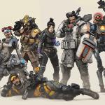Découverte Apex Legends – un possible rival pour Fortnite ? -Cosplay post