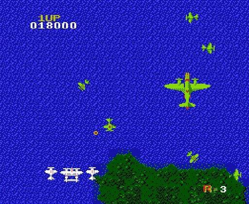 Portage de 1942 sur la NES (1985)
