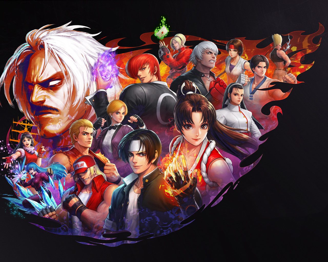 King of Fighters All Star sur - Premières impressions