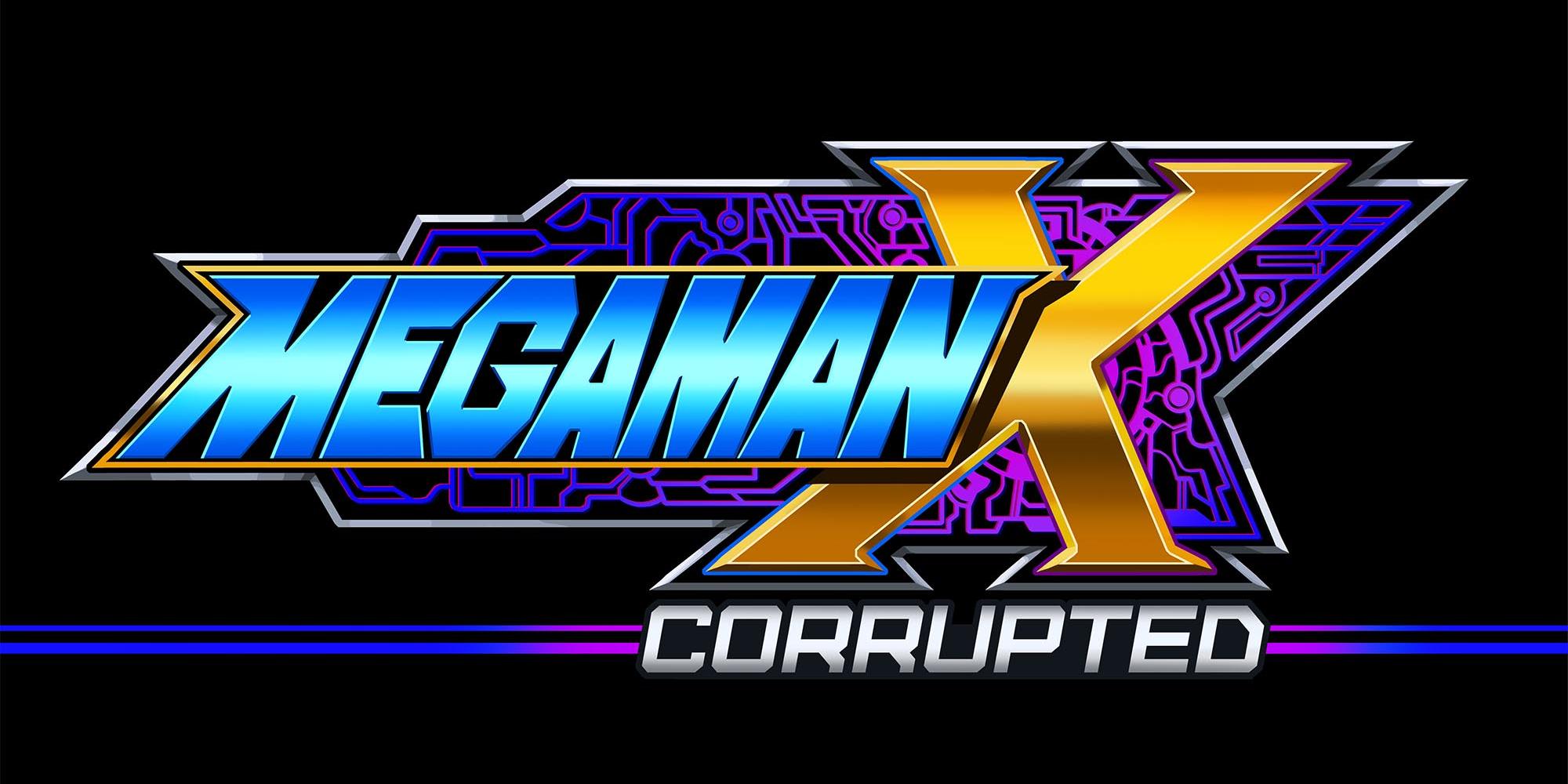 Megaman X Corrupted - un énorme projet de fan-game