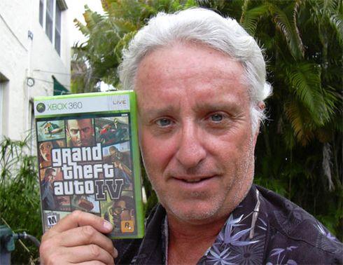 Jack Thompson et son meilleur ennemi, la série Grand Theft Auto